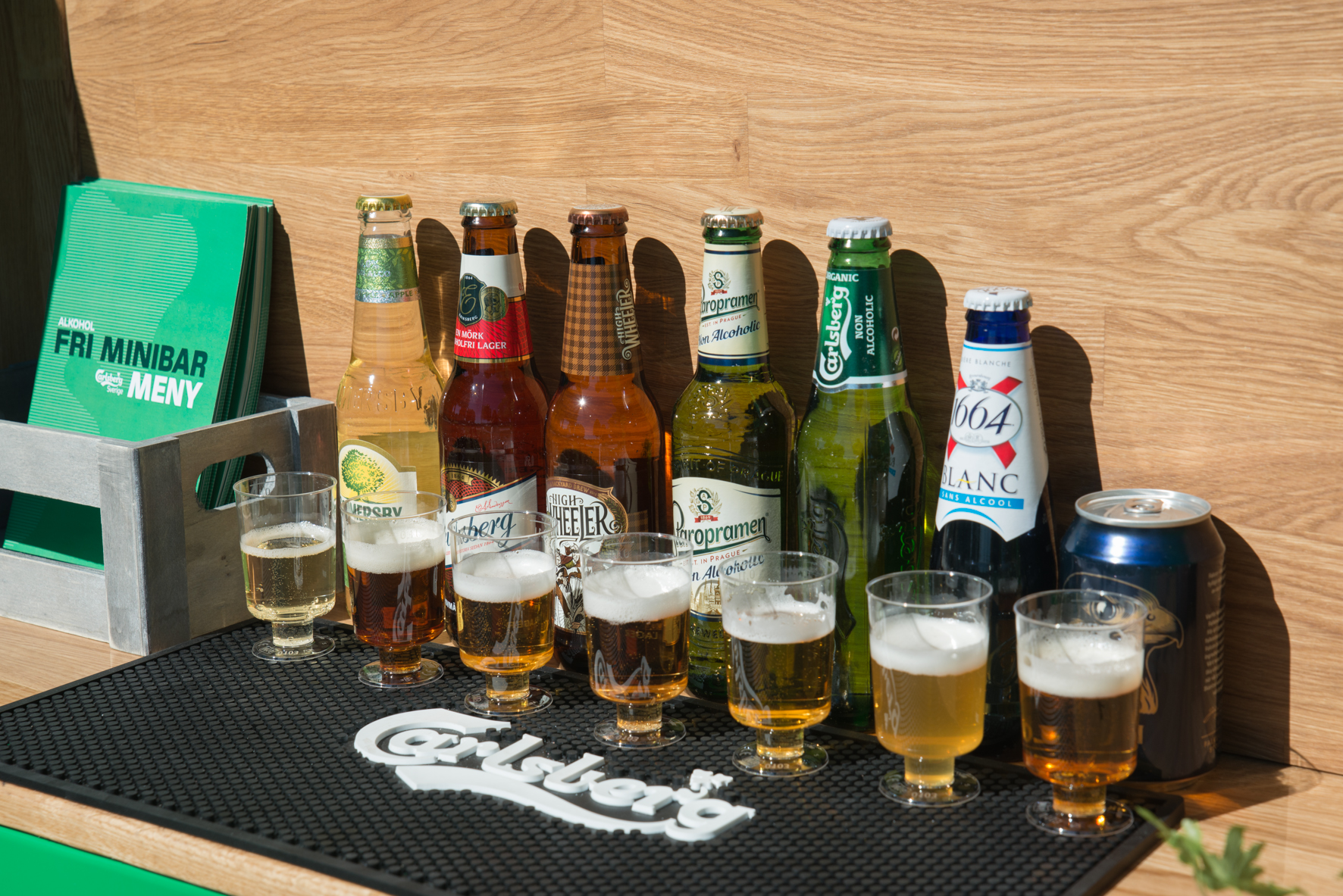 Lyckad sommarturné med AlkoholFRI MINIBAR – Okorkat
